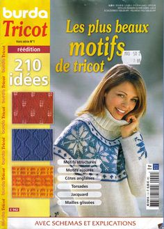 revista burda tricot - Inelia Butron - Picasa Albums Web