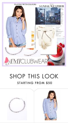"""""""AMICLUBWEAR 20/IV"""" by damira-dlxv ❤ liked on Polyvore featuring Folio, Balmain and amiclubwear"""