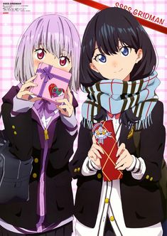 Akane and Rikka Cool Anime Girl, I Love Anime, All Anime, Anime Girls, Date A Live, Kawaii Girl, Kawaii Anime, Waifu Material, Cool Art Drawings