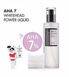 COSRX-AHA-7-Whitehead-Power-Liquid-100ml-w-Free-Sample $13
