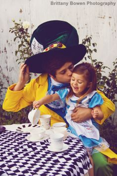 mad hatter and lil alice.