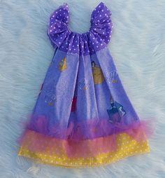 Disney Princess Basic Flutter Dress SIZE 5/6, baby girl dresses,girls dresses,flutter dresses,handmade dresses,baby dresses,princess dresses by HopskotchKids2 on Etsy