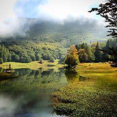 Lago Calamone, Monte Ventasso (Appennino reggiano) - Instagram by annayalice