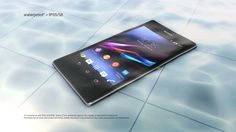 Xperia Z1ˢ  -- The world's best camera in waterproof smartphone #sonyxperia