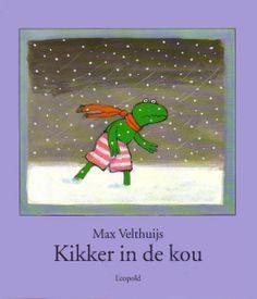 Kikker in de kou luisterprentenboek