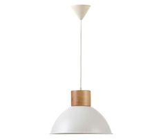 Lámpara de techo Kiram blanco