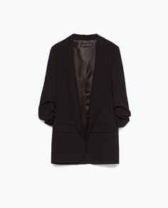 Image 6 of CREPE BLAZER from Zara - I HAVE THIS, IT'S AWESOME