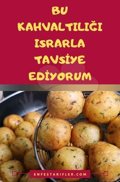 -Atıştırmalık tarifler – The Most Practical and Easy Recipes Cheesy Mashed Potatoes, Crispy Potatoes, Green Tea Cheesecake, Good Food, Yummy Food, Easy Party Food, Christmas Party Food, Hot Cross Buns, Cooking Recipes