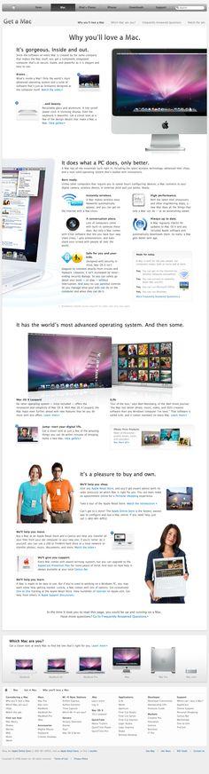 Apple - Get a Mac - Why you'll love a Mac (07.06.2008)
