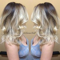 IDEAL ombre!