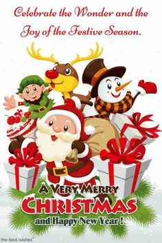 A Very Merry Christmas Cheer Quotes Wishes