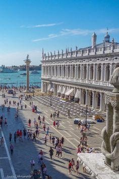 San Marco - Venezia - Piazzetta San Marco Italia!!