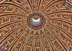 Roma, S. Pietro: Cupola by Diego Bonacina, via 500px