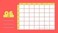 Blank Fillable Calendar Free : Welcome we say to all of you who are looking for a blank fillable calendar. Below we provide some examples of fillable calendars that we made with a simple design but very easy for the eye to see. School Plan, School Schedule, Fillable Calendar, Blank Calendar Template, Simple Designs, Printables, Student, Social Media