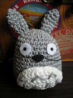 Totoro #amigurumi