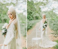 Elegant bride in beautiful garden settings -> LOVE ♥♥♥ Wonderfully captured by the brilliant @amirsyaifudin from Malaysia . . . #muslimwedding #muslimweddings #muslimweddingideas #islamicwedding #nikah #nikkah #nikaah  #hijab #hijabfashion #hijabbride #hijabibride #hijabibrides #hijabbrides #hijabbeauty  #muslimbride #muslim #muslimweddingdress #weddingdress #muslimbridal #muslimbrides #modestbride #weddinghijab #bridalhijab #themodestbride #weddinghijabstyle  #hijabwedding