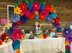 Gisselleu0027s Mexican theme Quinceañera Vlog #4 - YouTube & Cinco de Mayo Party Centerpieces | Party Planning | Pinterest ...