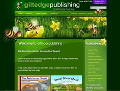 Giltedge Publishing based in Lower Hutt, New Zealand, publishes children to young adults book. We have a range of books available, including: Early literacy books in fiction and non-fiction, Big books for shared group reading, High interest topics for teenage reluctant readers, NZ social studies books, Visual arts books for primary schools and A selection of books on renowned NZ artists and the sport of golf for adult readers. We provide to schools and parents.