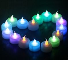 Yankees Candle Led Tealight Timer Flicker Tea Candle Battery Operated Flameless For Party Yankees Candles From Xuezhang, $12.57| Dhgate.Com