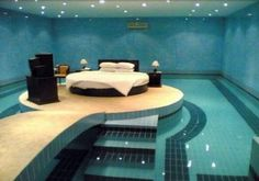 This is Percy Jackson's bedroom. And gods of Olympus it's AWESOME!!