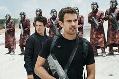 I think peter is actually my favourite character in the allegiant movie lol