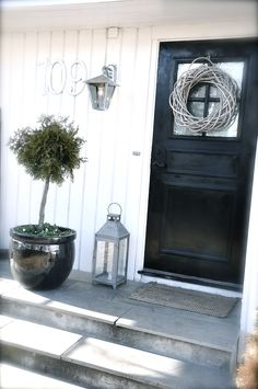 Villapaprika Ecology Design, Front Stoop, Outside World, Scandi Style, House Front, Wabi Sabi, Entrance, Sweet Home, Backyard