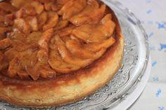 Cheesecake de melocotón y vainilla - peaches and vanilla cheesecake