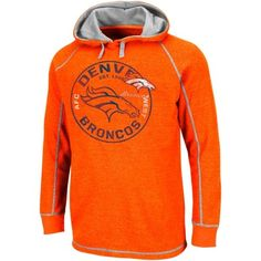 Denver Broncos Team Spotlight Hoodie - Orange a5865d812