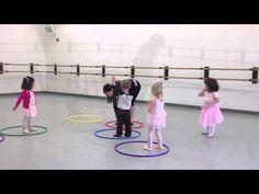 Creative Movement & Music Class Thursday Morning at Festival Ballet Providence - YouTube
