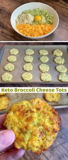 Looking for quick and easy low carb snack ideas? These keto broccoli cheddar rounds are crispy and delicious! They are also made with just 5 simple ingredients. Low Carb Desserts, Low Carb Recipes, Cooking Recipes, Healthy Recipes, Vegetarian Recipes, Keto Snacks, Healthy Snacks, Healthy Life, Broccoli And Cheese