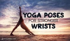 Wrist strength is important for arm balances. Try these poses to prepare your wrists and avoid injury in your yoga practice.