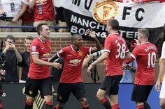 El Manchester United da el salto a Line