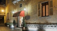 Grand Hotel Italia Orvieto Set in the historic centre of Orvieto, Grand Hotel Italia is an elegant building from the 19th century. It is near the Palazzo del Capitano del Popolo congress centre, and a 5-minute walk from the medieval Cathedral.