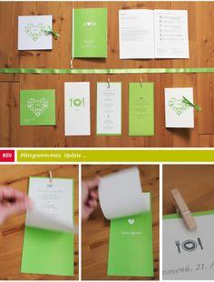 Corporate Design für private Feiern « Ein Stück vom Glück