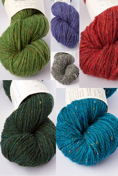 4fd72ca1dca Donegal Wool Spinning Company Wool