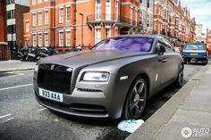 Rolls-Royce Wraith 8