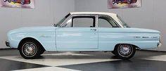 1961 Falcon Futura 2-Door Sedan