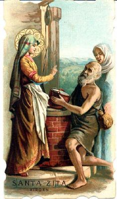 Santa Zita, patronas de las empleadas del hogar, 27 de abril