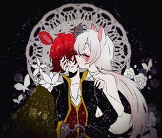 Imagem de anime, art, and mangle