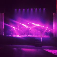 Sound/Light check! Who else is PUMPED for Cut Copy tonight???