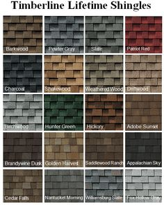 , Roof Shingle Colors - How to Pick the Best Asphalt Shingle Color for your Home? , Roof Shingle Colors - How to Pick the Best Asphalt Shingle Color for your Home?