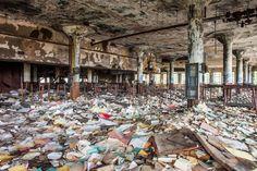 Roosevelt Warehouse, Detroit