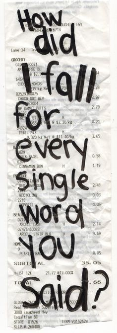 I have seen this so many times and every time I wonder why the hell it's written on a receipt.....