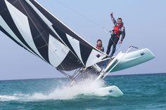 Plouescat est une commune du nord Finistère (Penn-ar-Bed), dans le pays de Léon, sur la Côte des Légendes, à la limite du pays Pagan. (29) (France).  Le Centre Nautique Municipal de Plouescat est un acteur de la compétition sportive que ce soit en voile, char à voile ou en kite surf. De nombreuses associations existent et proposent des activités sportives pour tous les passionnés de sports de voile (ASVP, Kite29association)
