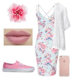 """""""Spring has sprung"""" by diazmermaid on Polyvore featuring Manon Baptiste and Vans"""