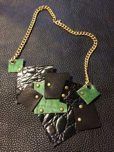 Fabric Jewelry, Diy Jewelry, Jewelry Necklaces, Jewelry Making, Jewellery, Bracelets, Scarf Necklace, Feather Jewelry, Fantasy Jewelry