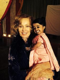 American Horror Story Casts Jyoti Amge World's Smallest Woman