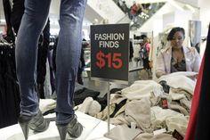 NPR Listen about fast fashion biz