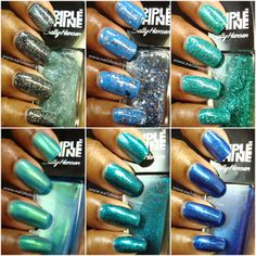 Sally Hansen Triple Shine Nail Color, Swatches and Review | Nails Beautiqued