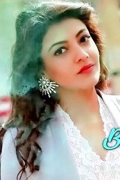 Most Beautiful Indian Actress, Beautiful Actresses, Kajal Agarwal Saree, Bridal Makeup Images, Beautiful Girl Photo, Beautiful Saree, India Beauty, Adele